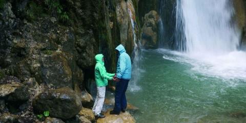 Wasserfall Tscheppaschlucht