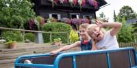 Auch die Kinder haben im Familienurlaub in Kärnten Spaß