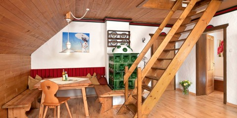 Appartement Sommerfrische inkl. Halbpension