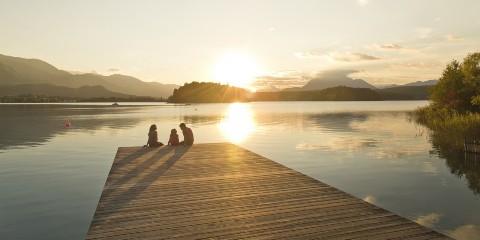 Genießen Sie Ihren Familienurlaub am Faaker See