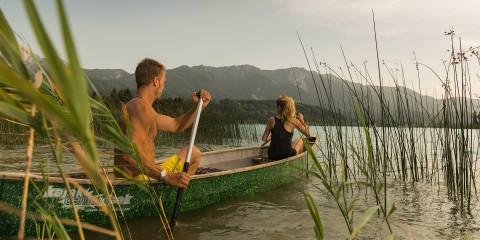 Genießen Sie Ihren Urlaub am Faaker See in Kärnten
