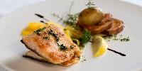 Fisch mit Kartoffel